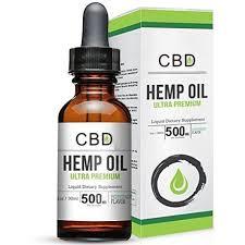 Peppermint CBD Hemp Oil full spectrum