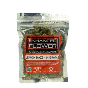 Single Source Delta 8 THC Flower – Lemon Haze