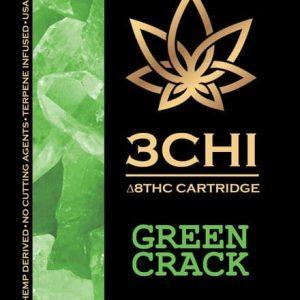 3Chi Delta 8 THC Vape Cartridge