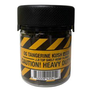 Delta 8 THC + D10 – OG Tangerine Kush