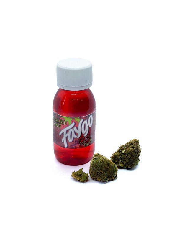 THC Faygo Syrup Strawberry